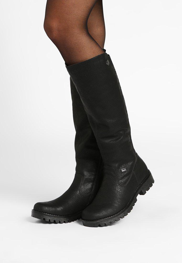 Rieker - Zimní obuv - schwarz