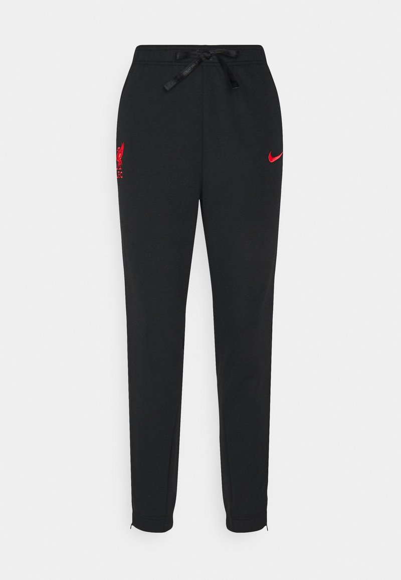Nike Performance - LIVERPOOL FC DRY PANT - Equipación de clubes - black heather/black/laser crimson