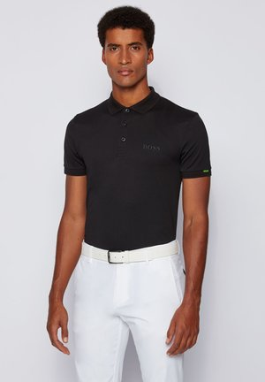 PADDY MK - Polo shirt - black