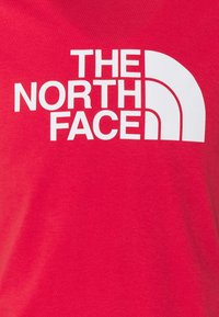 The North Face - M S/S EASY TEE - EU - T-shirt con stampa - rococco red - 2