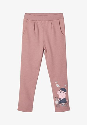 PEPPA PIG - Tracksuit bottoms - nostalgia rose