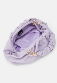 Pieces - PCPIPPA CROSS BODY - Handbag - purple heather/gold-coloured - 2