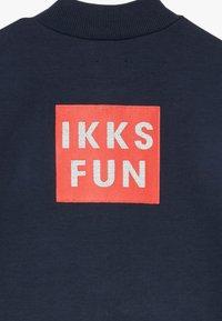 IKKS - CARDIGAN - veste en sweat zippée - navy - 2