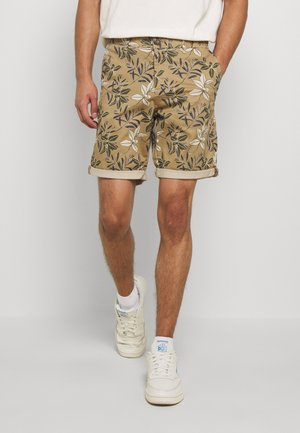 JJIBOWIE  - Shorts - white/pepper