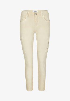 ORNELLA - Cargo trousers - sand