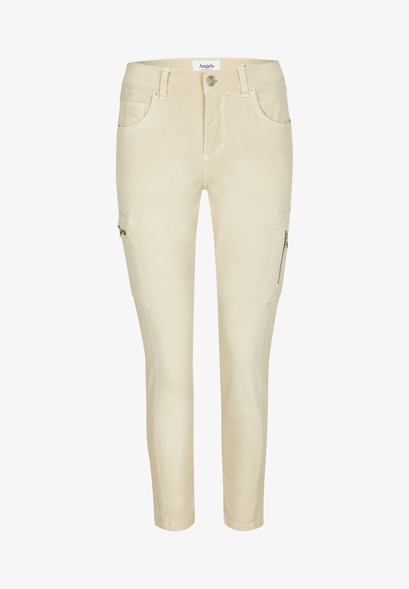 Angels - ORNELLA - Cargo trousers - sand
