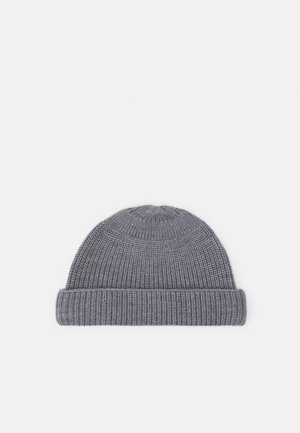 HAWSER UNISEX - Bonnet - light grey melange