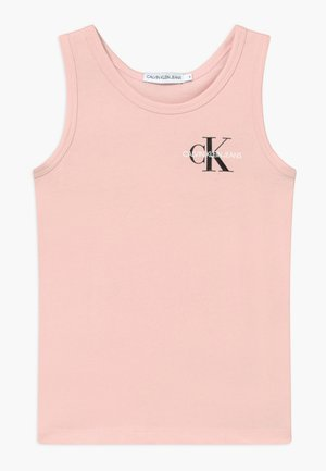SMALL MONOGRAM - Toppe - pink