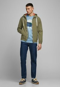 Jack & Jones - JORHARLEY - Summer jacket - dusty olive - 1