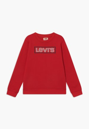 CREWNECK  - Mikina - super red