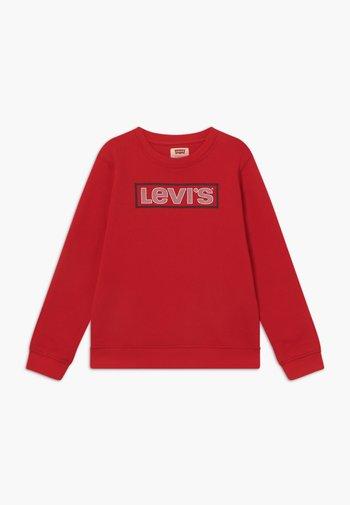 CREWNECK  - Sweatshirts - super red