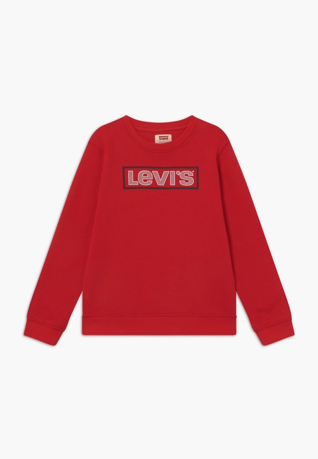 CREWNECK  - Sudadera - super red