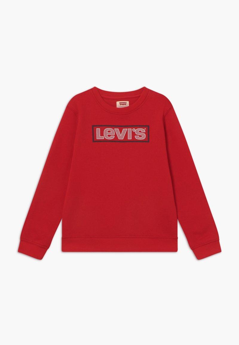 Levi's® - CREWNECK  - Sweatshirt - super red