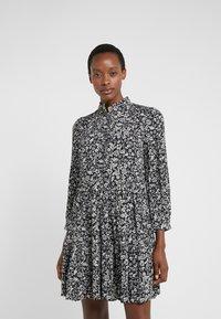 J.CREW - HADID DRESS - Freizeitkleid - black/beige - 0