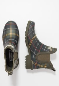 Barbour - WILTON - Wellies - tartan - 3
