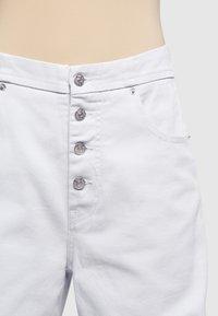 MM6 Maison Margiela - Trousers - grey - 5