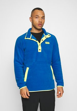 HEARTH - Fleece jumper - lapis blue