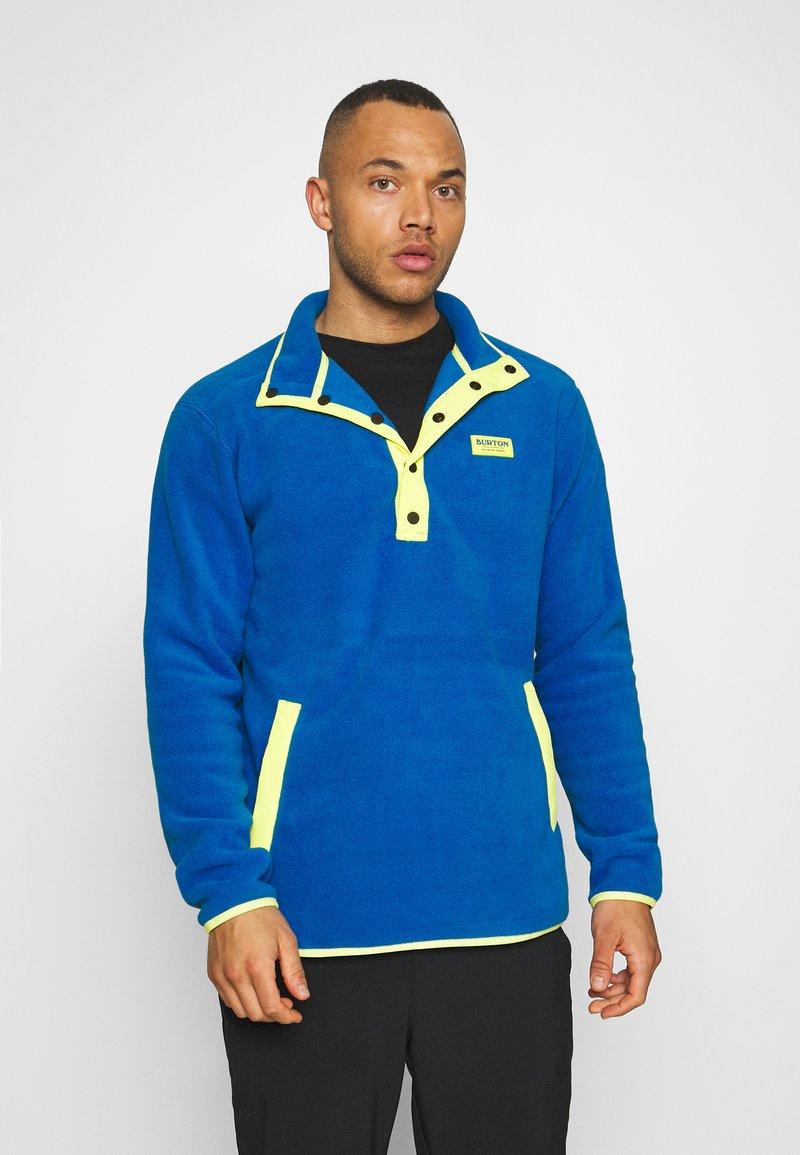 Burton - HEARTH - Bluza z polaru - lapis blue