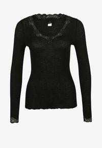Calida - Undershirt - schwarz - 4