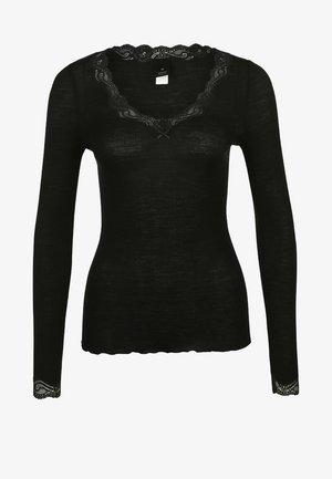 Camiseta interior - schwarz