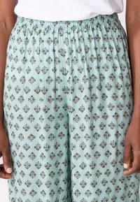 Indiska - Trousers - ltgreen - 3