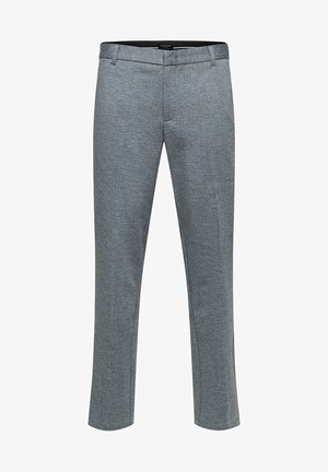 FLEX FIT HOSE SLIM FIT - Chinos - grey melange