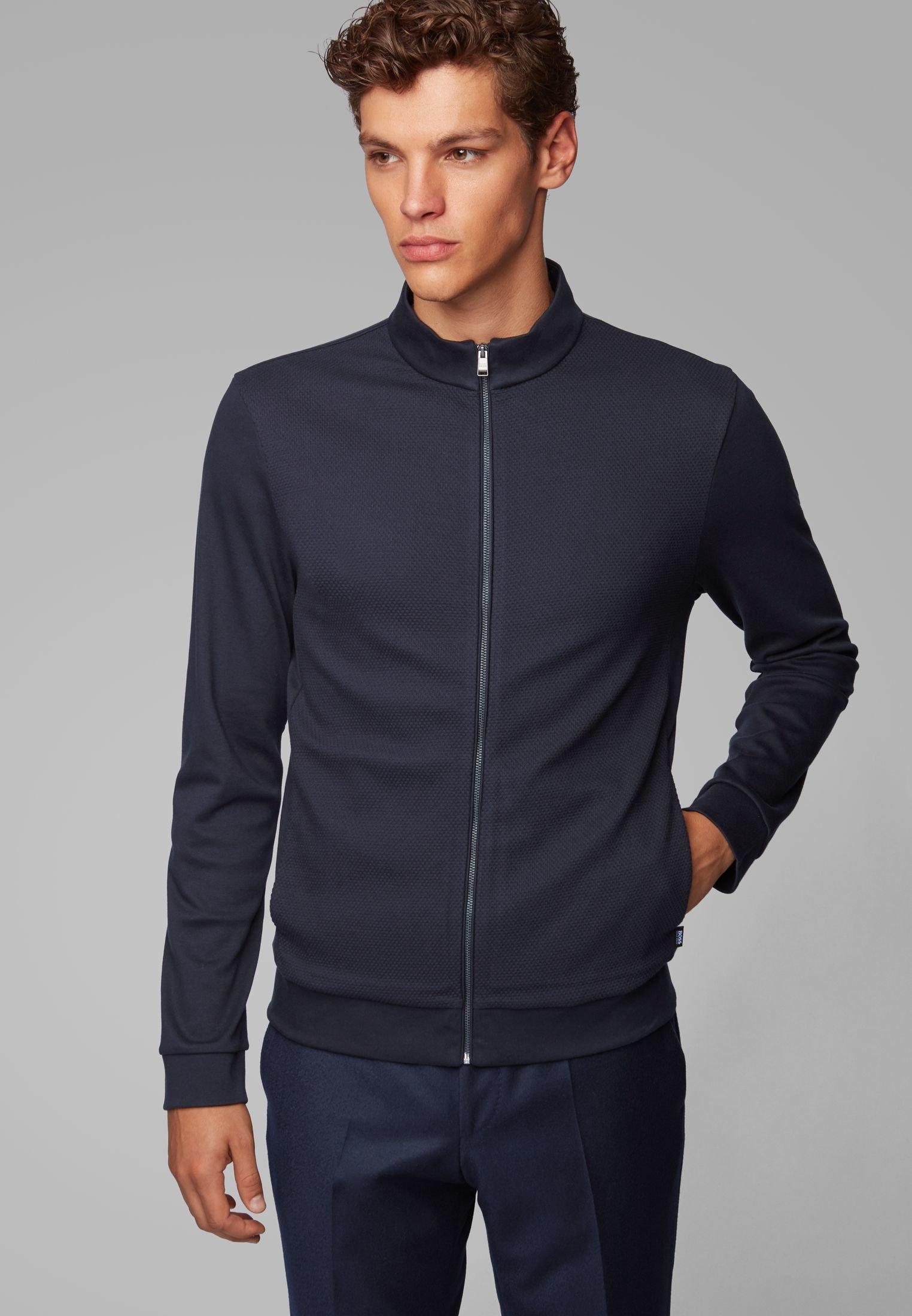 Men SKILES 02 - Zip-up sweatshirt