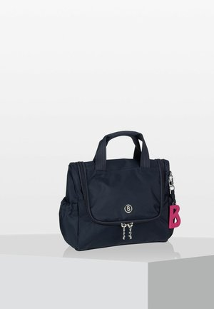 VERBIER  - Wash bag - dark blue