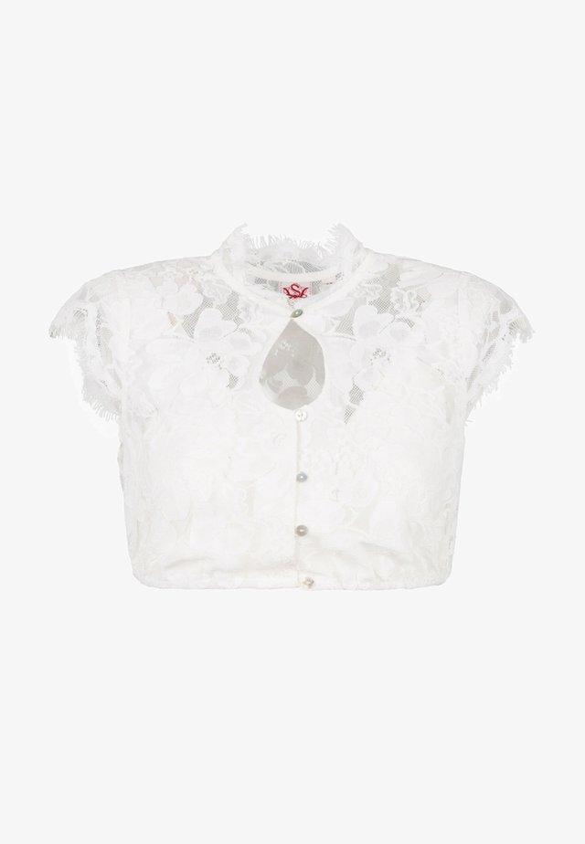 GRIMALDI - Blouse - white