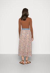 Rich & Royal - SKIRT - A-line skirt - parisian blue - 2