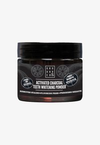 Grounded - ACTIVATED CHARCOAL TEETH WHITENING POWDER - Soin dentaire - charcoal - 0