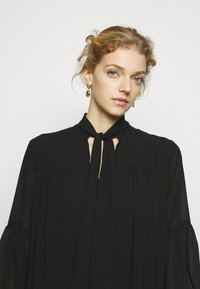 Bruuns Bazaar - AVIOR ROBIN DRESS - Day dress - black - 4
