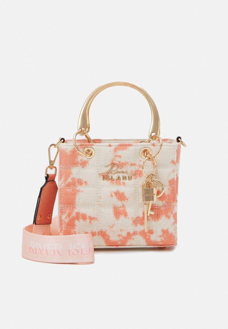River Island - Handbag - pink light