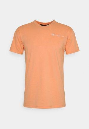 ESSENTIAL UNISEX - T-shirt print - peach