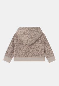 GAP - LOGO ACTIVE  - Fleece jacket - grey - 1