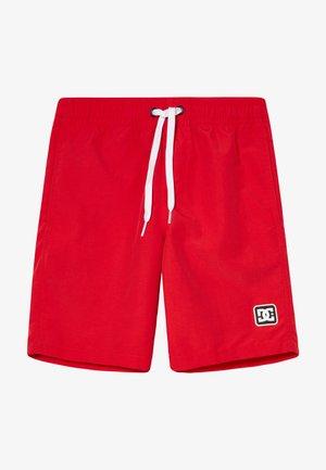 NAHMAS DAY BOY - Shorts - racing red