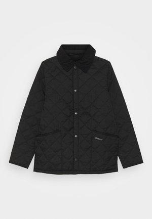 LIDDESDALE UNISEX - Lehká bunda - black