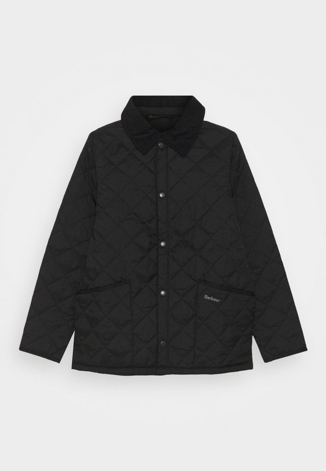 LIDDESDALE UNISEX - Light jacket - black