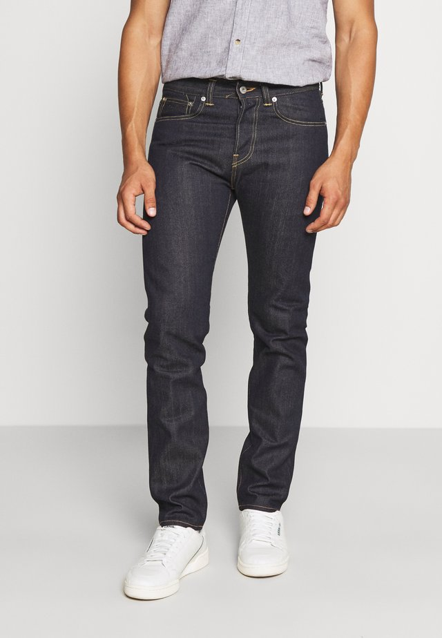 Jean droit -  selvage denim
