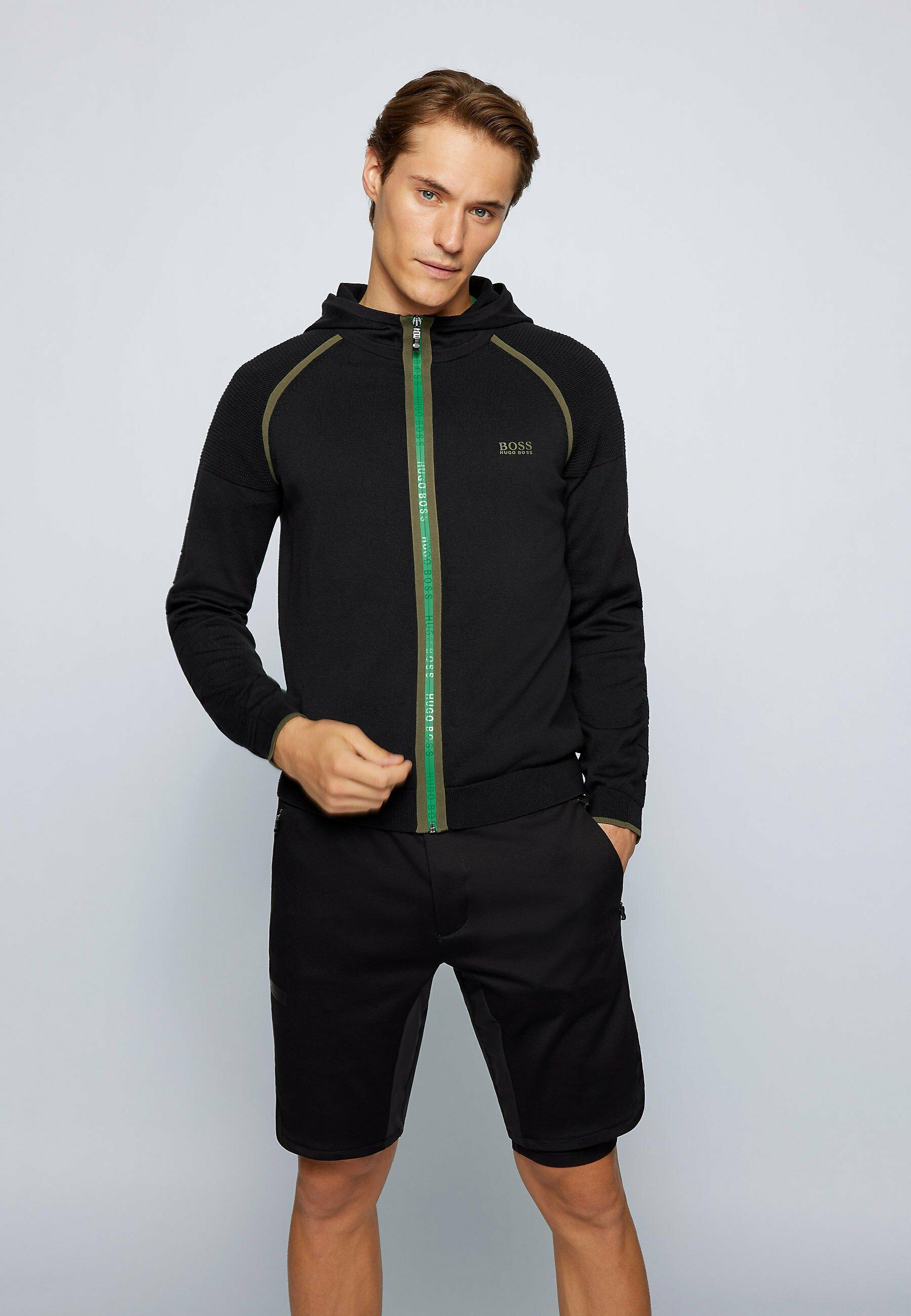 Men MOGEO - Zip-up sweatshirt