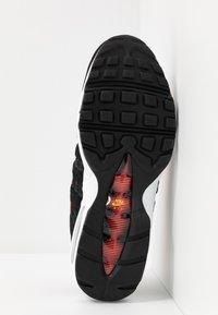 Nike Sportswear - AIR MAX - Trainers - white/chrome yello/black/crimson - 4