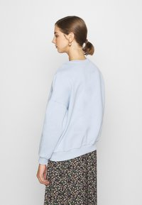 Even&Odd - Oversized Sweatshirt - Sweatshirt - blue - 2