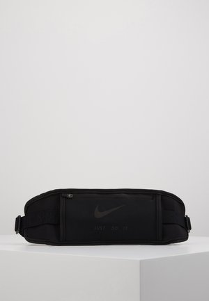 NIKE RACE DAY WAISTPACK - Bum bag - black/black/black