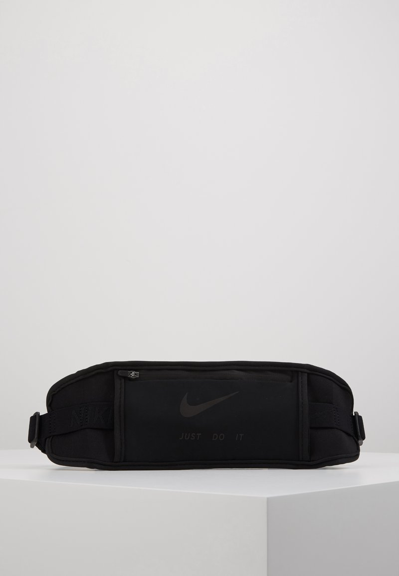 Nike Performance - RACE DAY WAIST PACK UNISEX - Bum bag - black/black/black