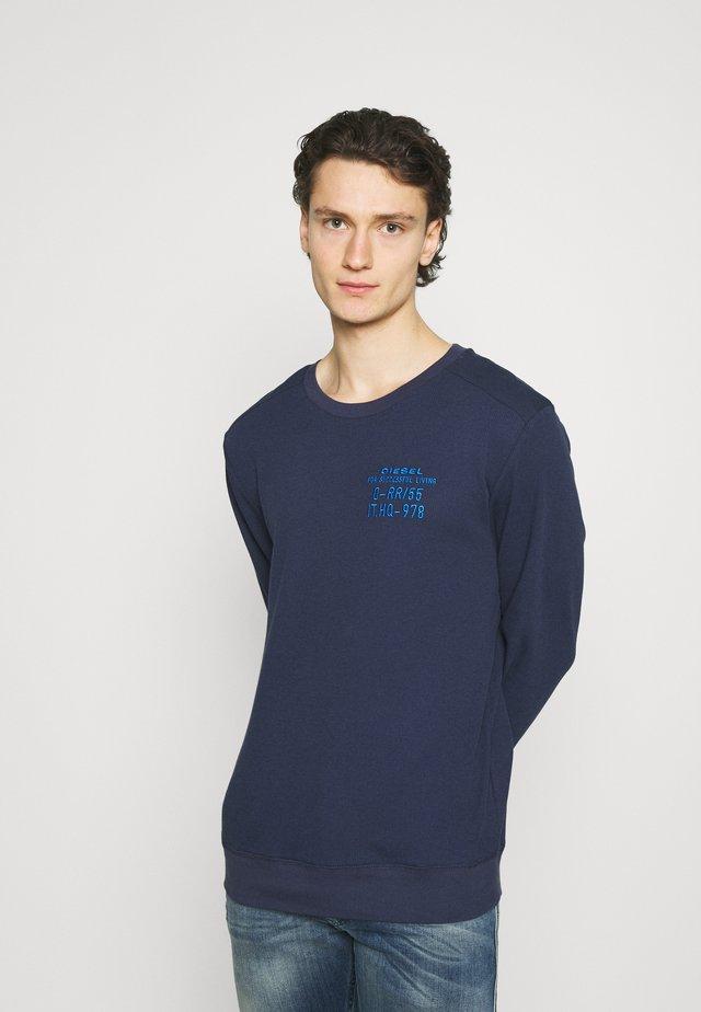 WILLY - Jersey de punto - blue