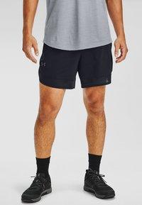 Under Armour - Sports shorts - black - 0