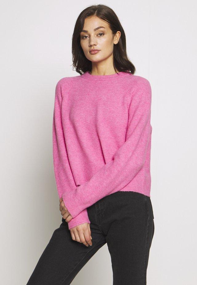 ENSOYA - Neule - fuchsia pink