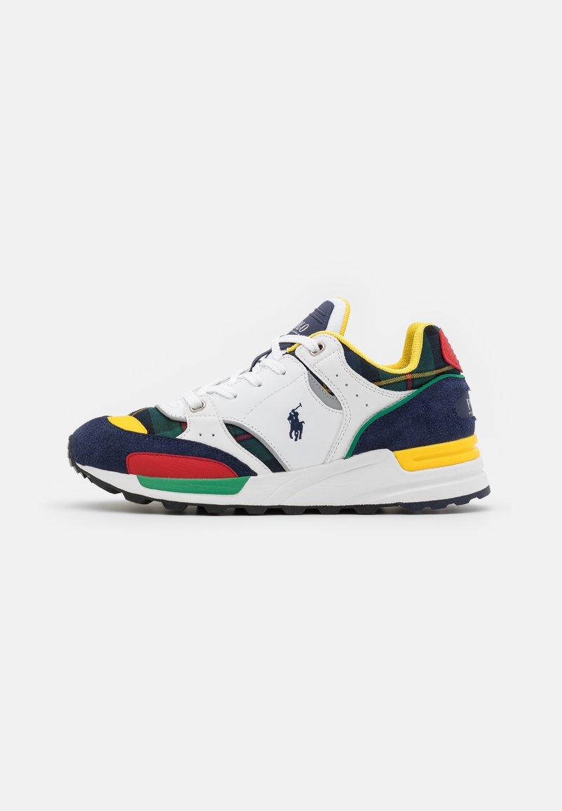 Polo Ralph Lauren - TRACKSTR TOP LACE UNISEX - Trainers - multicolor