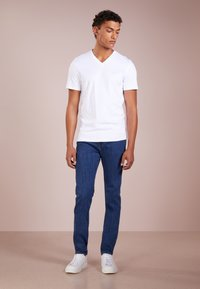 BOSS - MAINE - Straight leg jeans - medium blue - 1