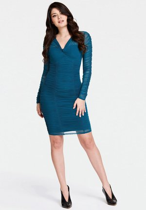 ADRIANNA DRESS - Shift dress - dunkelblau